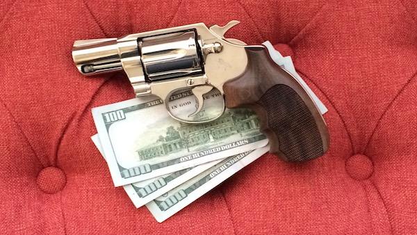 Biden make guns too expensive