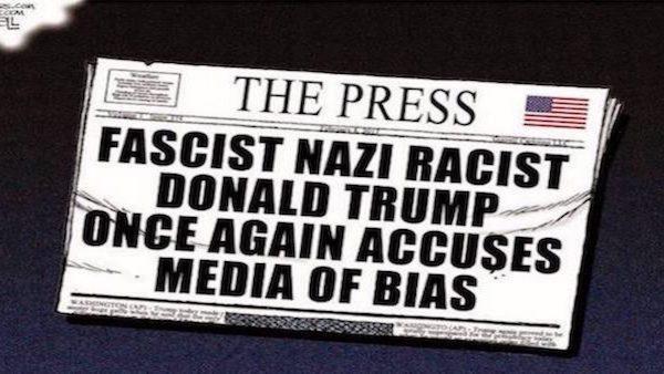 Media Bias is real