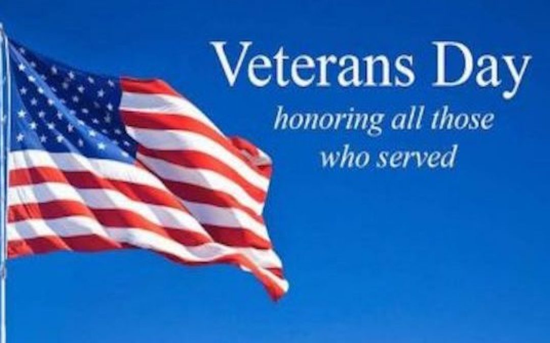 A Prayer For Veterans Day