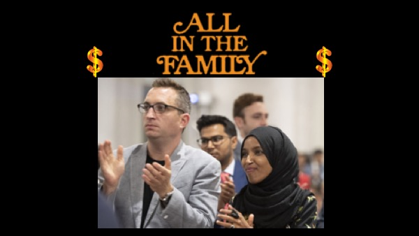 rep. omar paid husband's firm