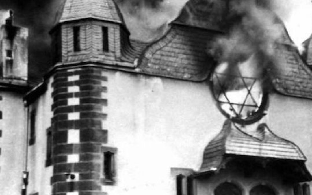 Kristallnacht: Nov. 9-10, 1938; The Night The Holocaust Began