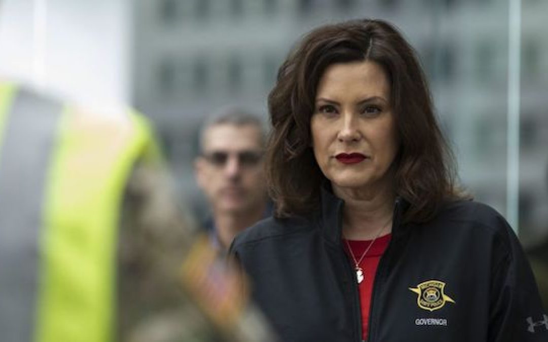Michigan Republicans Introduce Resolution To Impeach Gov. Gretchen Whitmer