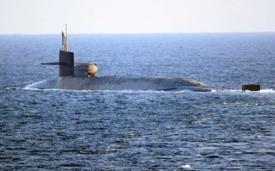 U.S. and Israeli Submarine Transits Of Suez, Hormuz Were Signal To Iran