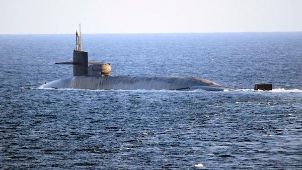 Submarines were signal to Iran