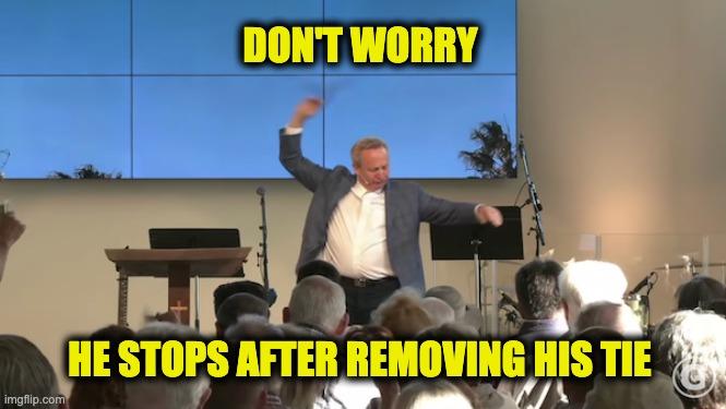 Pastor Rob McCoy