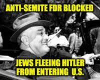 Whitewashing FDR'S Abandonment Of The Jews