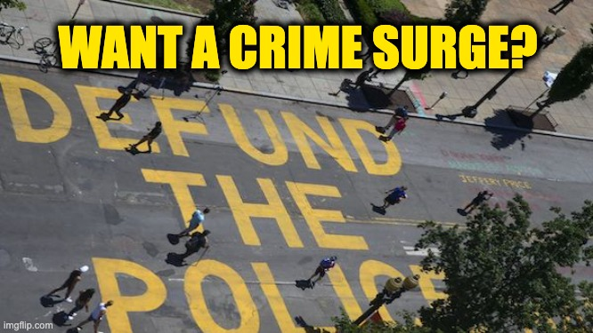 crime soars