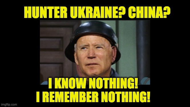 Hunter Biden scandal