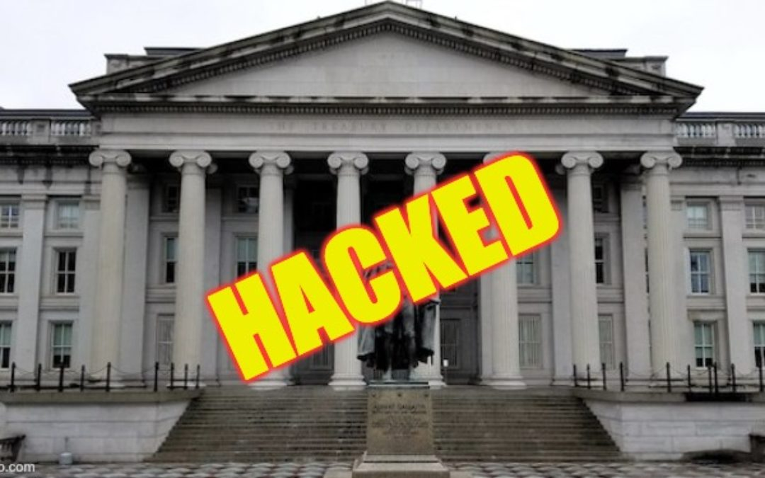 Foreign Hackers Infiltrate US Treasury Department in Brazen Breach