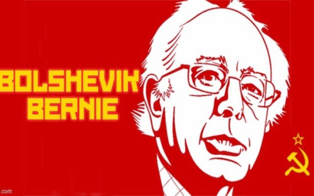 OOPS: Bolshevik Bernie Just Said The Socialist Agenda For Biden Out Loud Again (VIDEO)