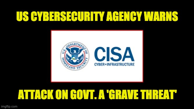 cyber attack a grave threat