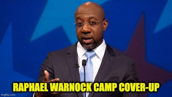 Raphael Warnock camp child abuse