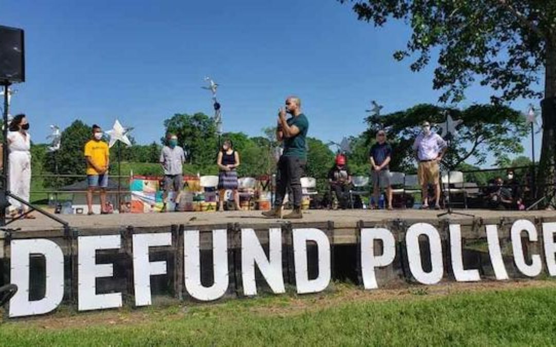 Lying Minneapolis Council Members Now Say 'Defund the Police' Was Never Their 'Framework'