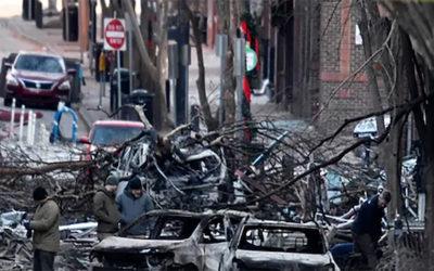 Possible Motive Emerges in Nashville Bombing Case