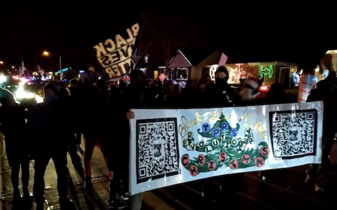 BLM Protesters Disrupt Holiday Fundraiser — For Kids With Cancer (VIDEO)
