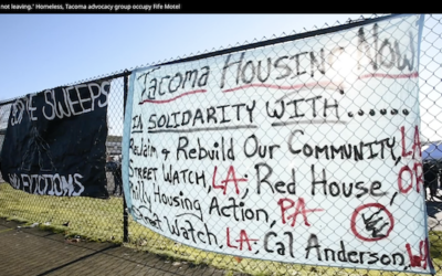 Homeless Advocacy Group Takes Over Motel And Demands Local Govt. Foot The Bill (VIDEO)
