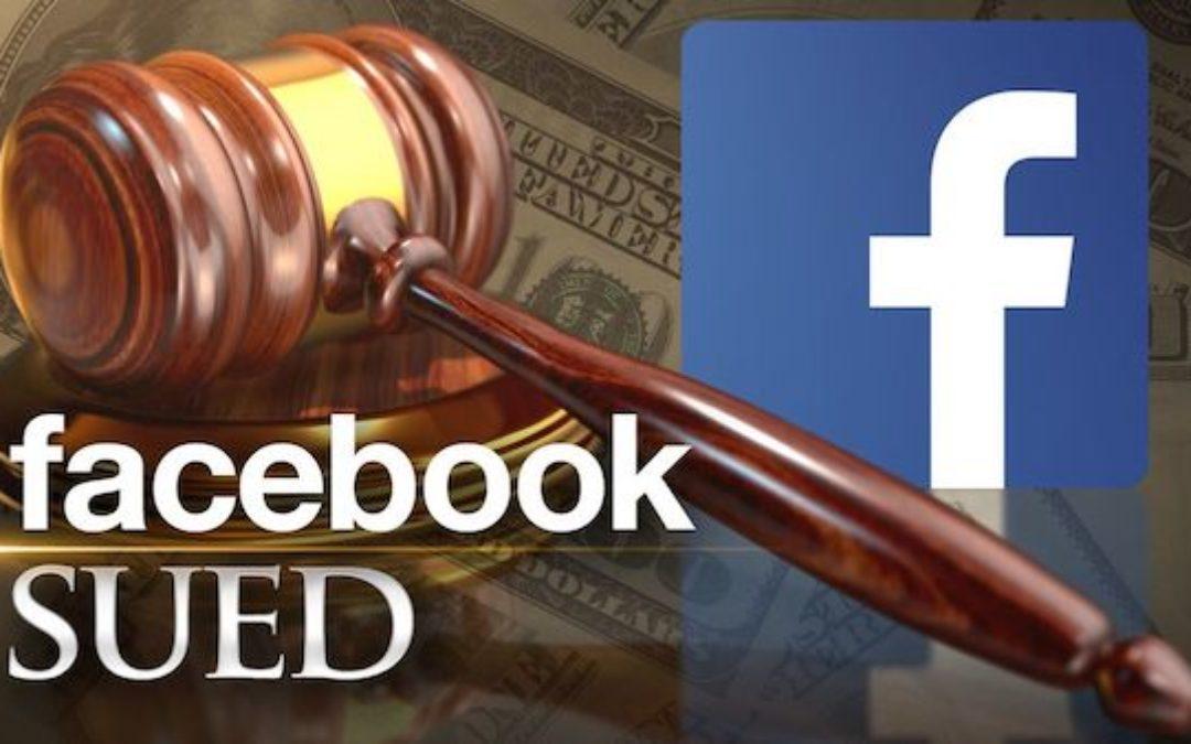 48 Attorneys General Sue To Break-Up Facebook- FTC Files Separate Suit (Video)