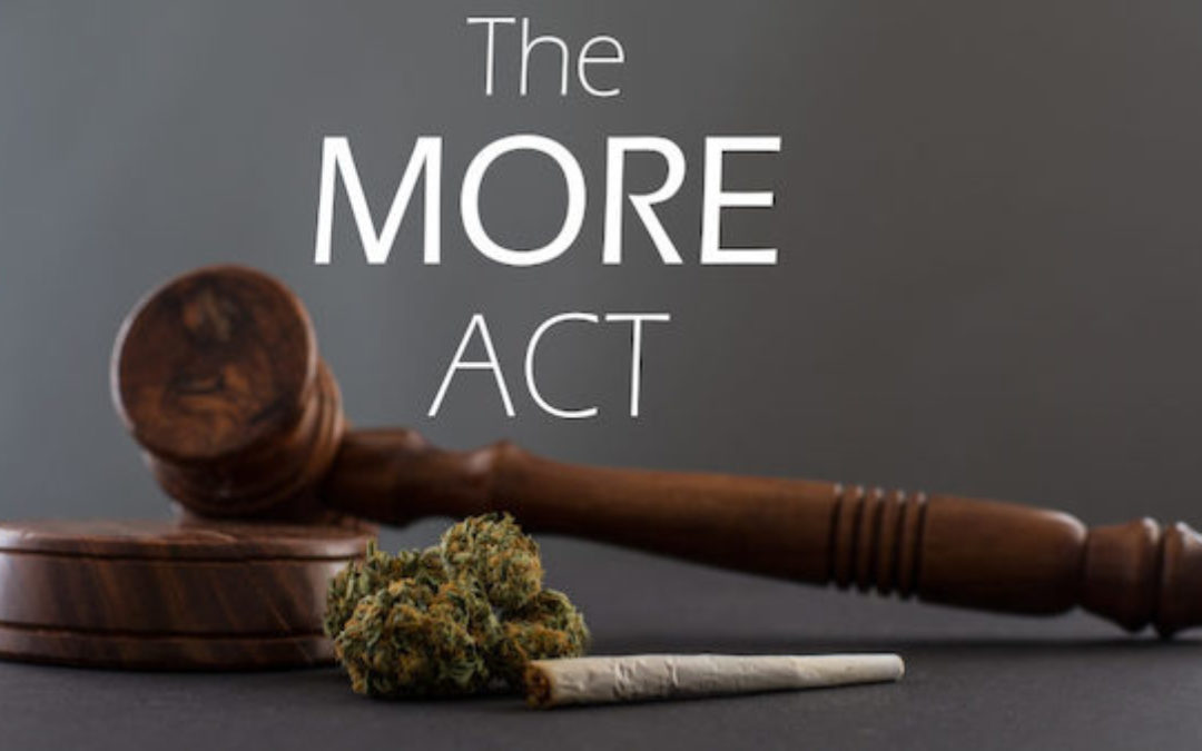 House Prepares To Vote On Marijuana Legalization Bill-The More Act