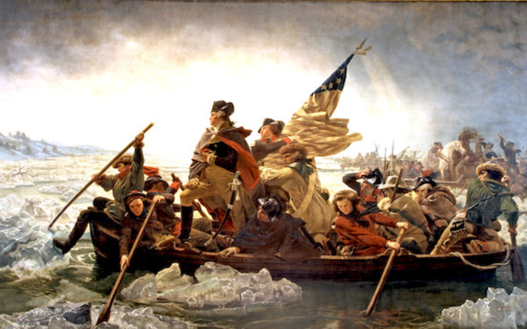 Five Unknown Facts About Washington's Crossing The Delaware On Christmas Day