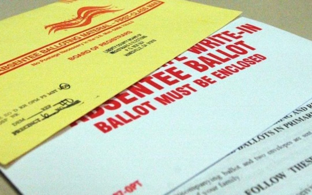 Peach State Officials Looking Into 8K Out-Of-State Absentee Ballot Requests