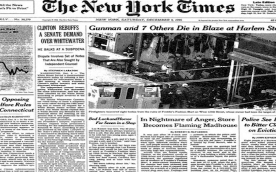 Unhappy Anniversary: 25 Years Since Al Sharpton Incited Freddy's Massacre