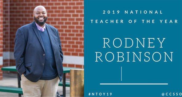Rodney Robinson