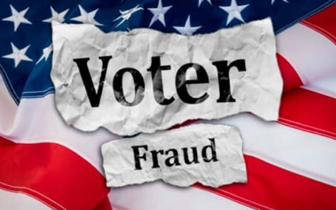 Is It Dangerous to Fight Voter Fraud? (The Dems And MSM Believe Investigations Are Bad)