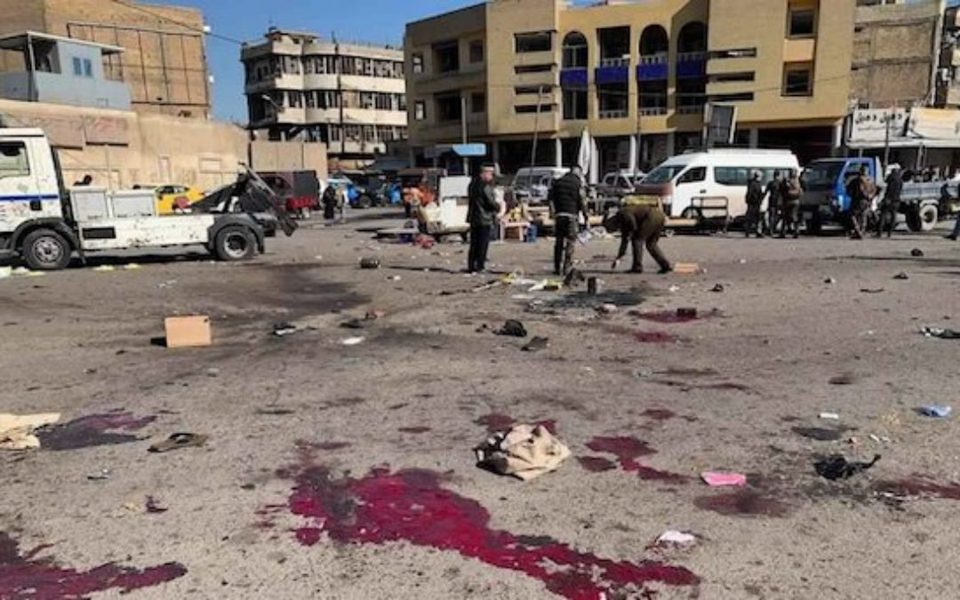 ISIS Welcomes Biden To Presidency With A Double Suicide Bombing In Baghdad