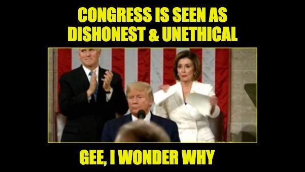 congress journalists dishonest unethical