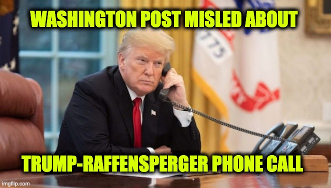 Trump Raffensperger call