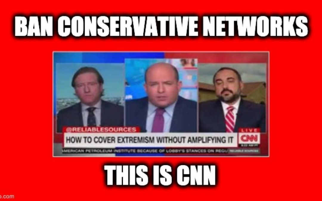 CNN: Delete OANN and Newsmax from Cable Packages (Video and Transcript)