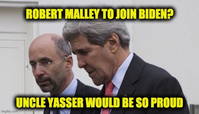 Robert Malley Iran