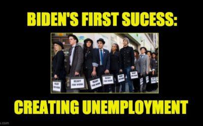 Biden job killing President