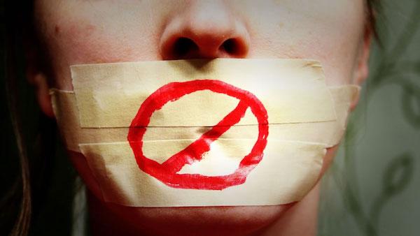 attack on 1st Amendment