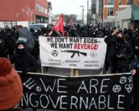 Antifa Riots On Inauguration Day In Portland And Seattle