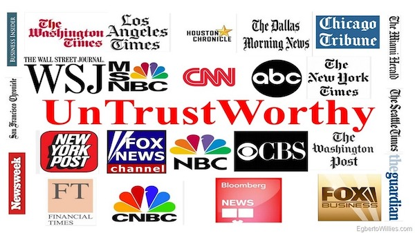 Trust in liberal media