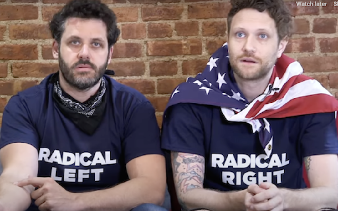 MUST WATCH Satire Vid Slams Violent Protesters On Both Ends Of The Spectrum