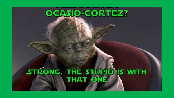 Ted Cruz slammed AOC