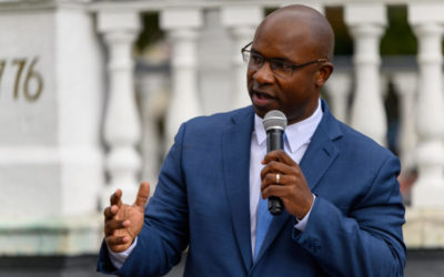 NY Democrat Jamaal Bowman Calls for End of 'American Exceptionalism'