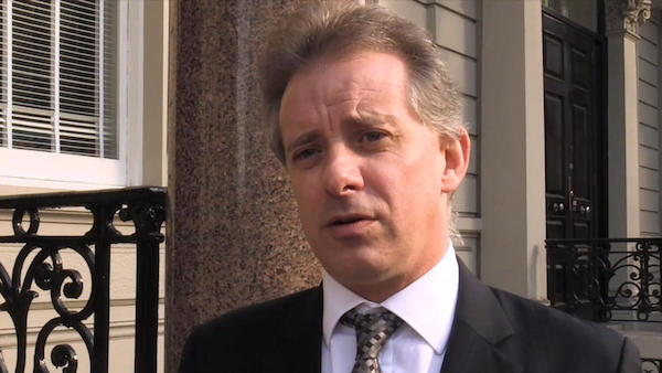 Christopher Steele interview declassified