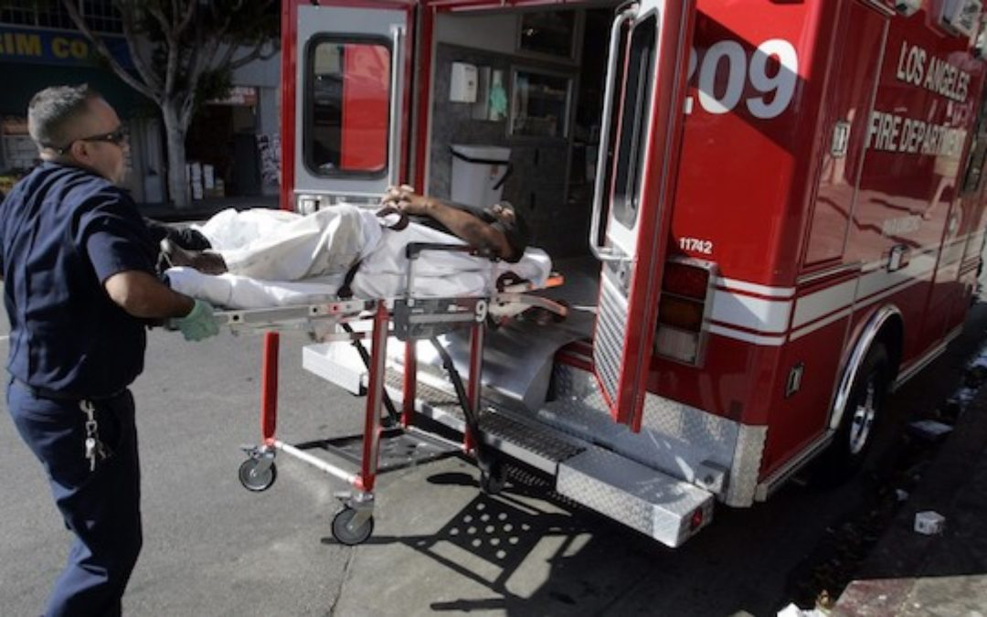 Los Angeles EMTs Told Not To Transport Patients To Hospital Who Have 'Little Chance Of Survival'