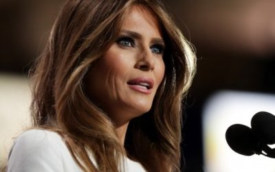 A Message Of Reconciliation From First Lady Melania Trump