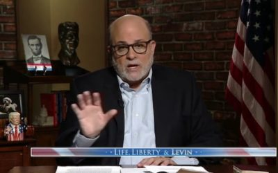 Mark Levin Says 'Wash. Post' Never Confirmed that Cumulus Media Told Hosts to Drop Trump Talk