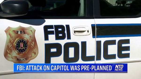Capitol Attack Was Preplanned