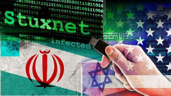Stuxnet computer worm