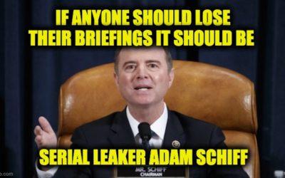 Trump access classified briefings