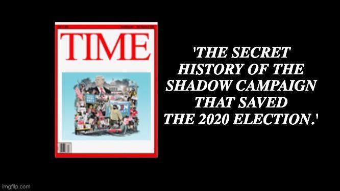 Time Magazine secret cabal