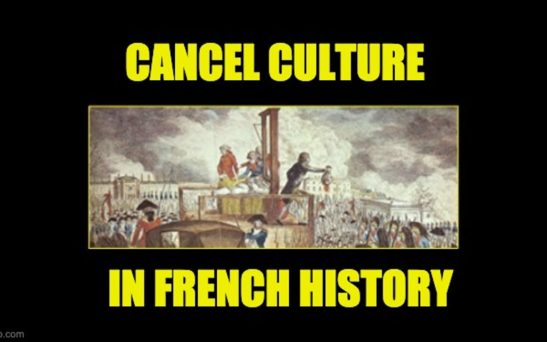 France Is Complaining America's Cancel Culture Is Threatening The French Identity