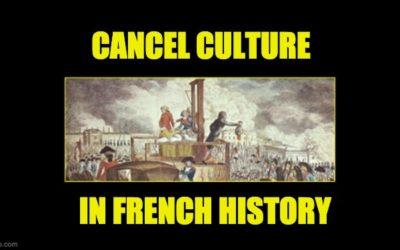 American cancel culture