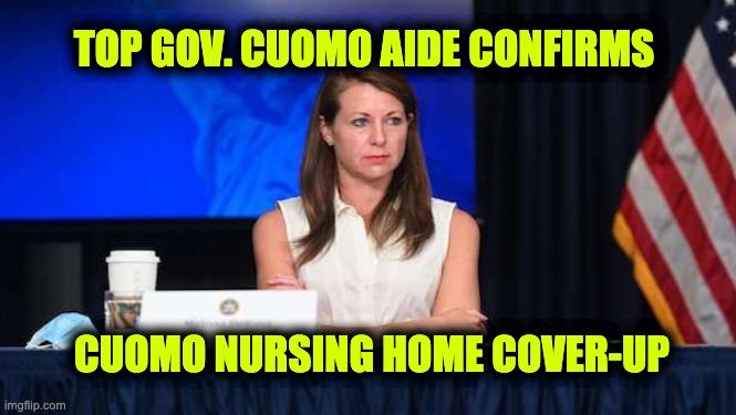 Cuomo nursing home cover-up